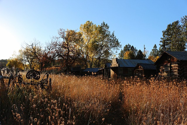 Rockerville Ghost Town