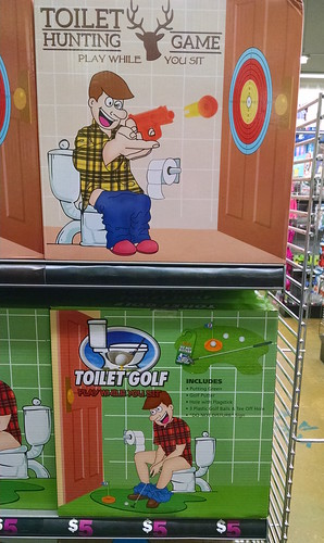 Games You Can Play on the Toilet