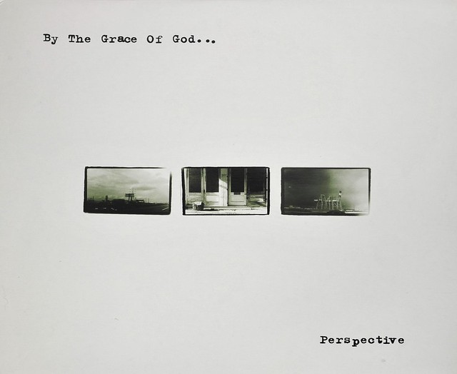 "BY THE GRACE OF GOD PERSPECTIVE SXE 12"" LP VINYL"