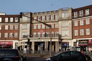 Hendon Central Station (3)