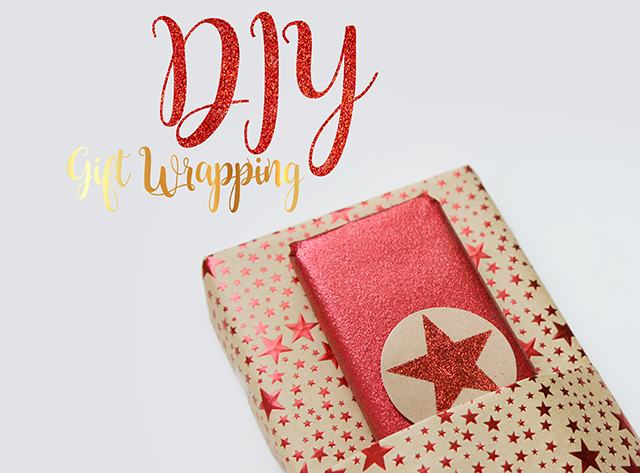 DIY Gift Wrapping mit Profissimo