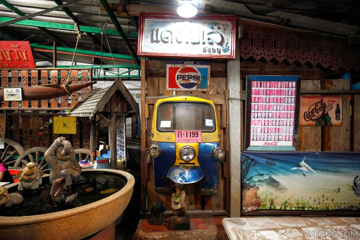 Ja Toi Thai Restaurant Pattaya Motor