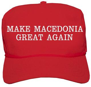 Trump Campaign Info Hub: Macedonia