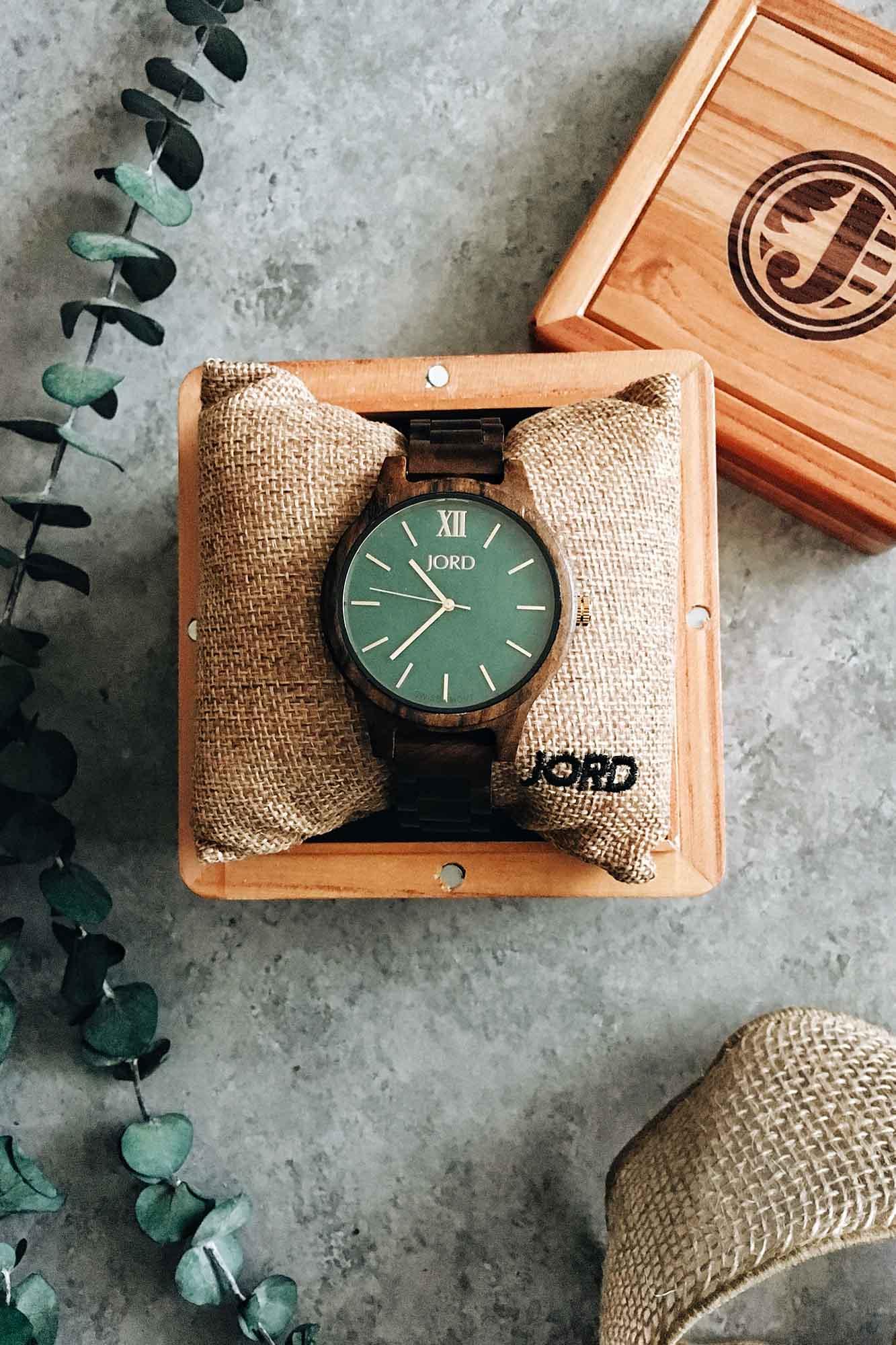 JORD Wood Watch Giveaway | girlversusdough.com @girlversusdough