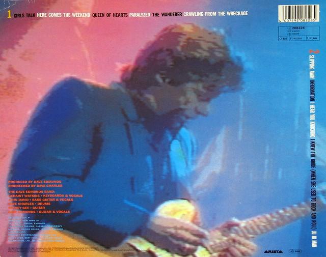Dave Edmunds Band - I Hear You Rockin