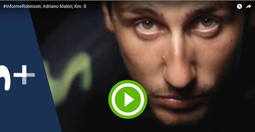 Adriano Malori en Informe Robinson. Video recomendable