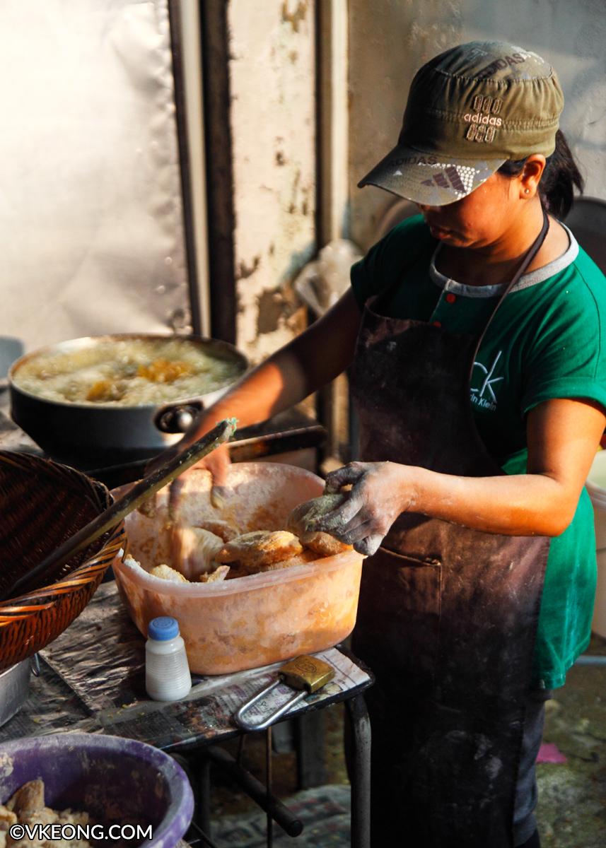 Pudu Fried Chicken