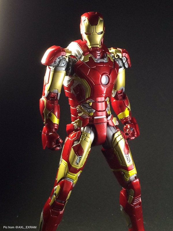 IRON MAN MARK43 by MAFEX