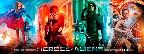 Heroes Vs Aliens