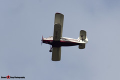 HA-ANG - 1G132-53 - Private - PZL Mielec Antonov AN-2 Colt - Letchworth - 161001 - Steven Gray - IMG_3535