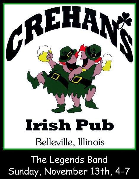 Crehan's Irish Pub 11-13-16
