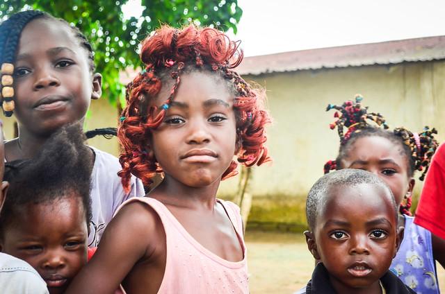 Kids of Congo