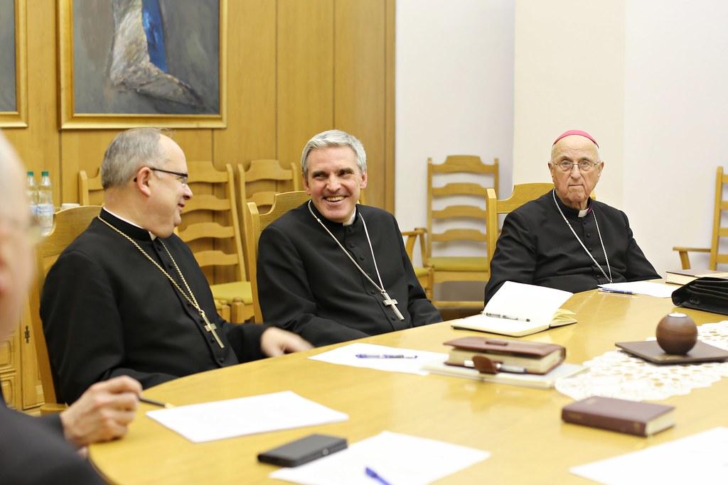 Spotkanie Rady ds. Ekumenizmu, Warszawa, 5 XII 2016