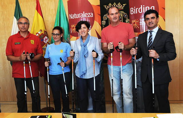 10-10-13 PRESENTACION CATALOGO DE RUTAS NORDIC WALKING