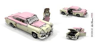 Dodge La Femme - 1955