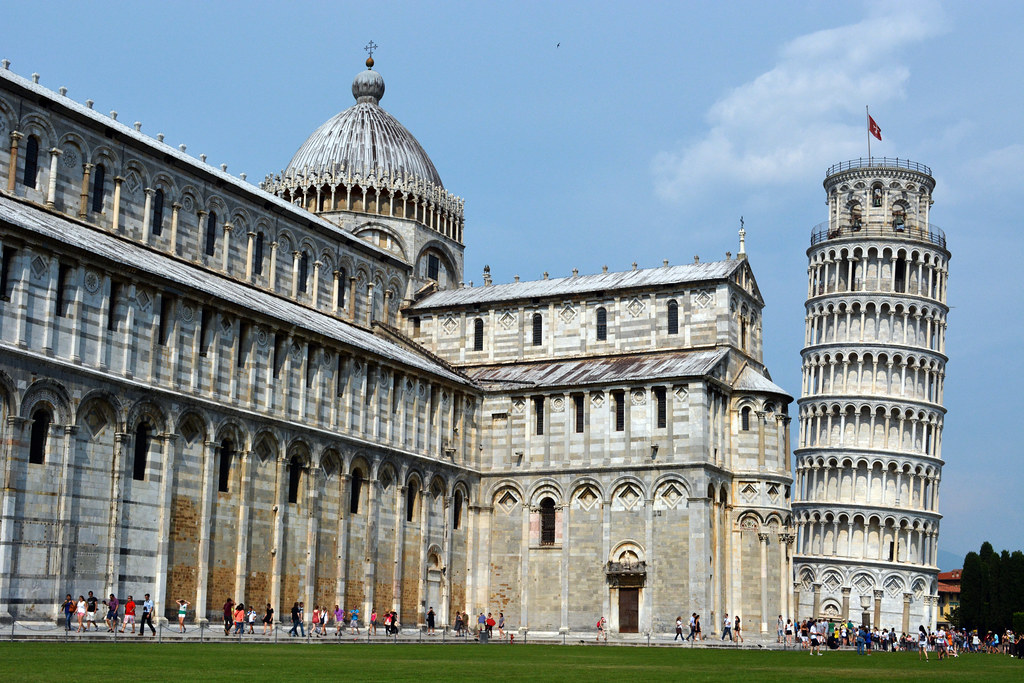 Why is the Tower of Pisa Leaning?