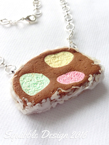 Squibble Design - Lolly Cake Necklace