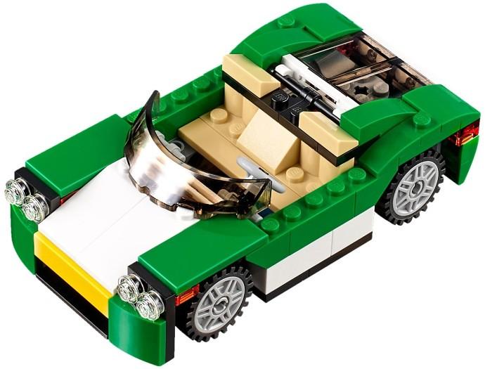 LEGO Creator Green Cruiser (31056)