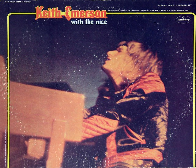 Keith Emerson With The Nice 2LP