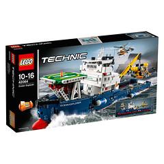 LEGO Technic 42064 Ocean Explorer 1