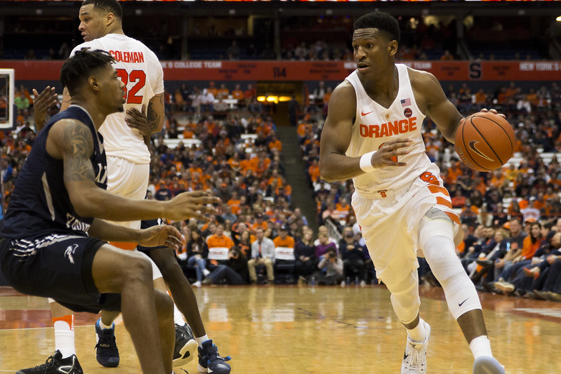 SU Basketball: Syracuse vs North Florida