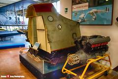 - - Italian Air Force - Savoia-Marchetti S.55X - Italian Air Force Museum Vigna di Valle, Italy - 160614 - Steven Gray - IMG_1078_HDR