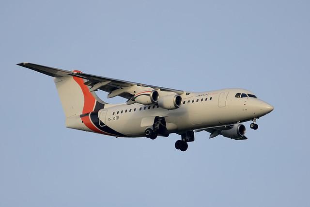 G-JOTR RJ85