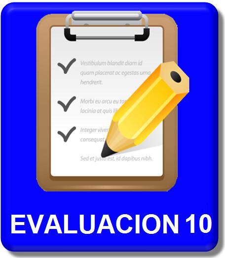 evaluacion 10