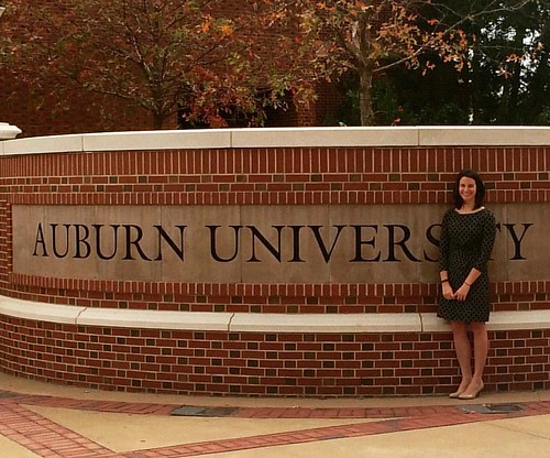 Well after 2.5 years, I'm officially done with my MBA program. War Eagle!