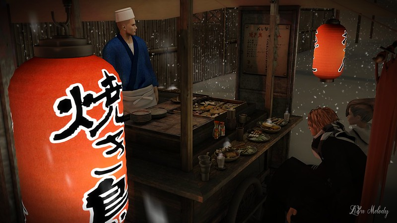 [[RH]] ODEN YATAI & ~Ss~ITAMAE(cook)@CCB