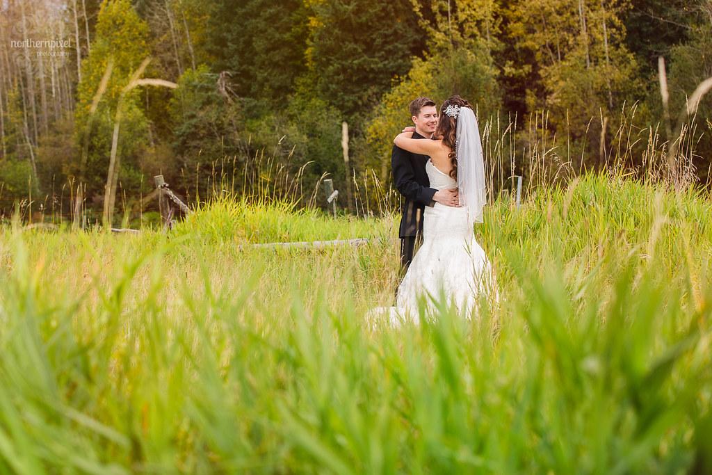 Huble Homestead Wedding - Prince George BC
