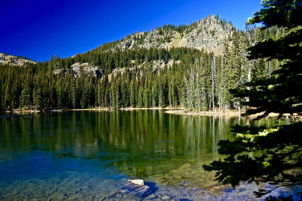 Cabin Lake 14