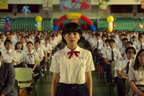 映画『私の少女時代』 ©2015 Hualien Media Intl. Co., Ltd 、Spring Thunder Entertainment、Huace Pictures, Co., Ltd.、Focus Film Limited