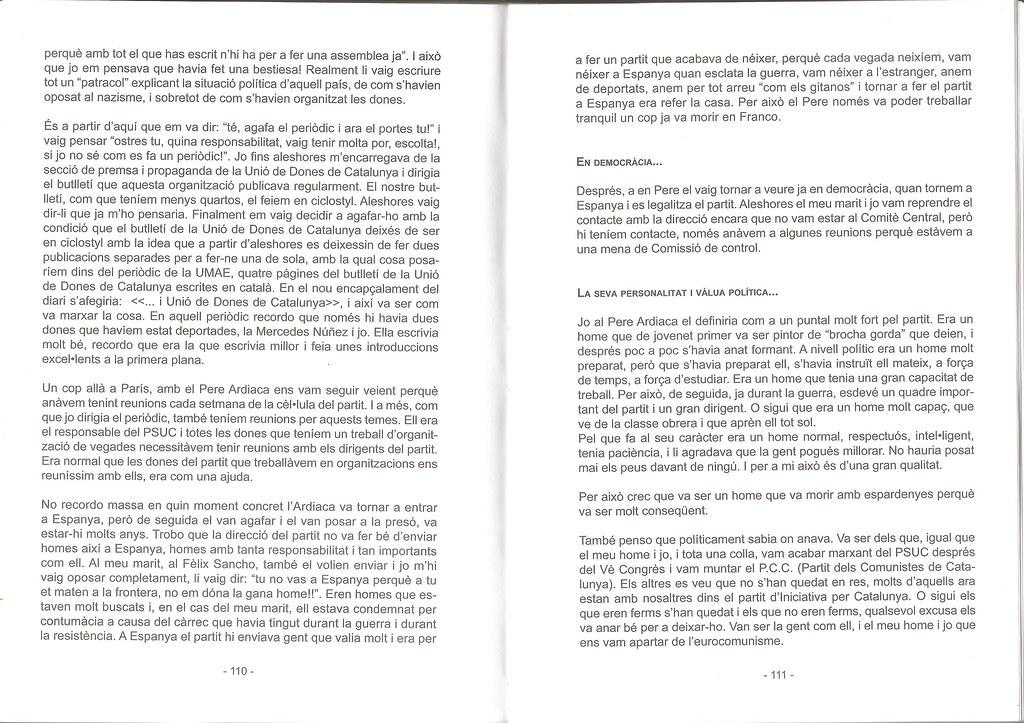 """Pàgines del llibre """"Pere Ardiaca. Materials per a una biografia"""" 3"""