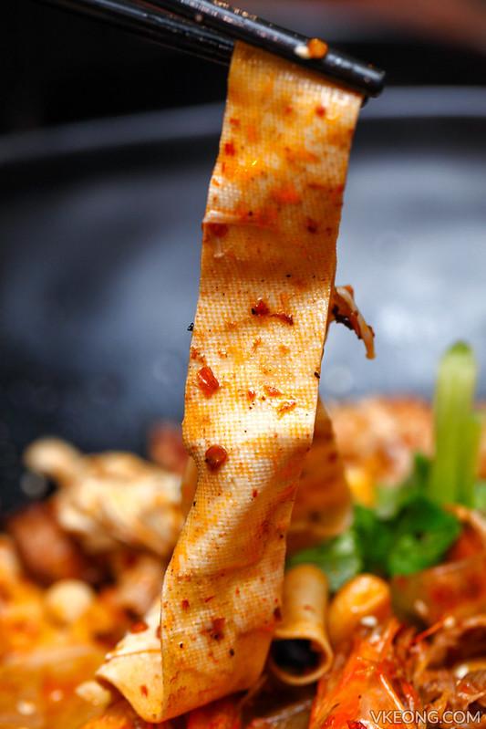 Hotpot Kitchen Tofu Bean curd Noodle