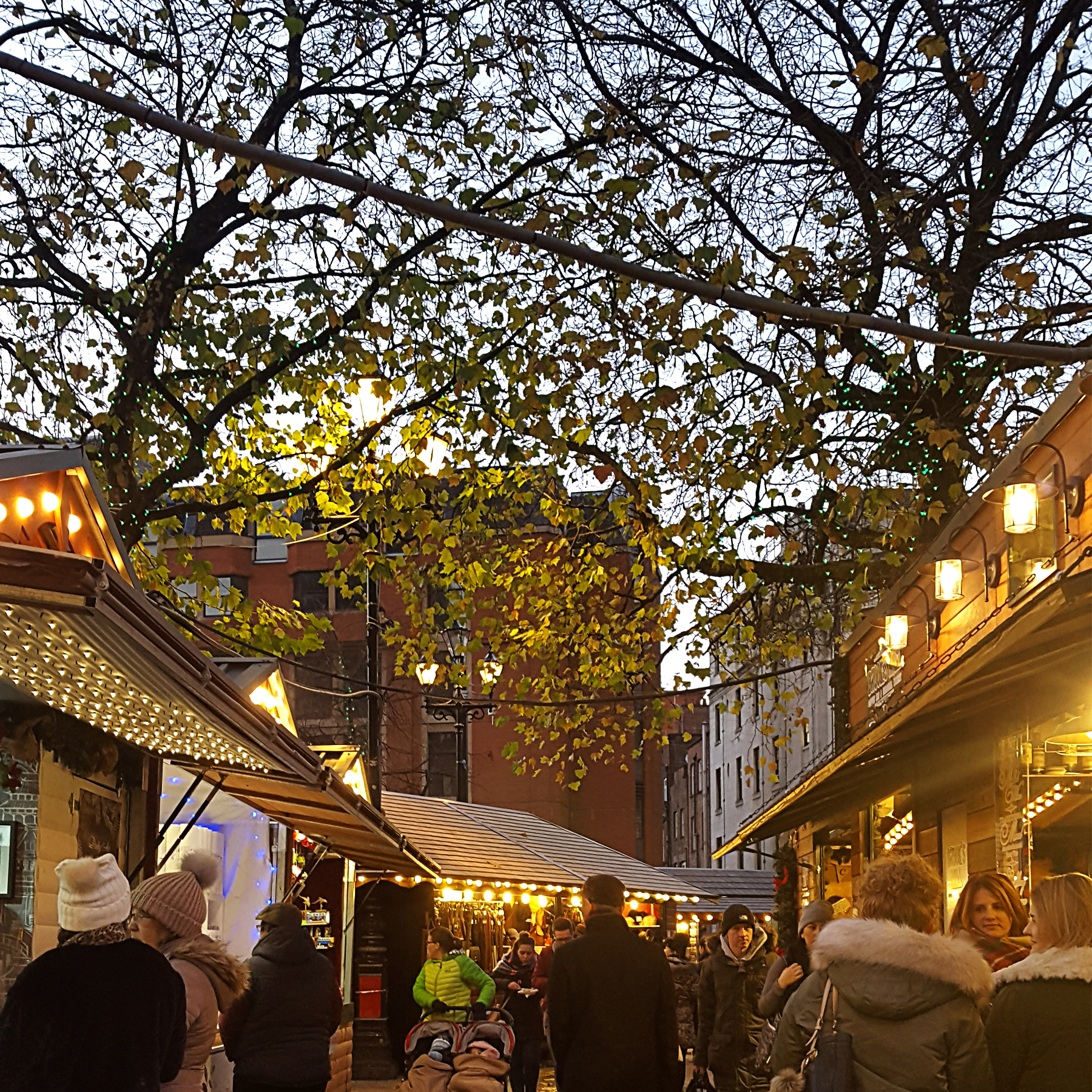 Christmas Markets // #7 of Blogmas '16