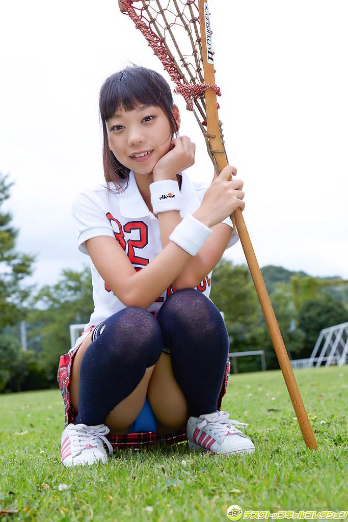 Hikaru Aoyama Sexy Uniform (2)