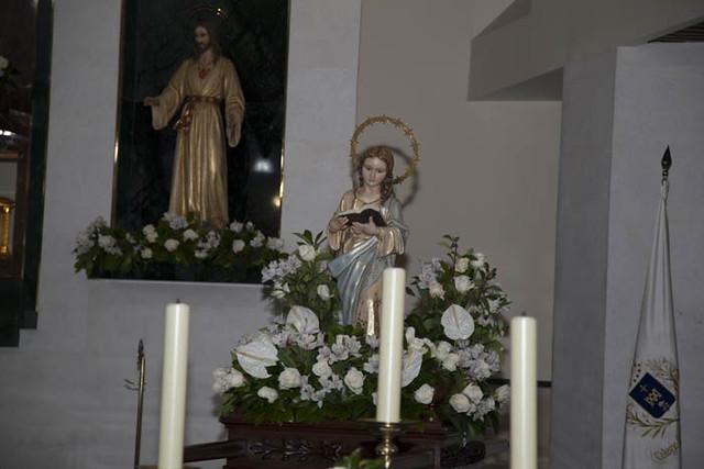 Procesión Niña María 2016