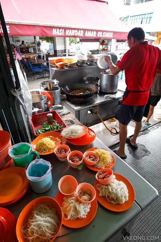 Fook Kee Fried Noodle Ipoh Kampung Simee