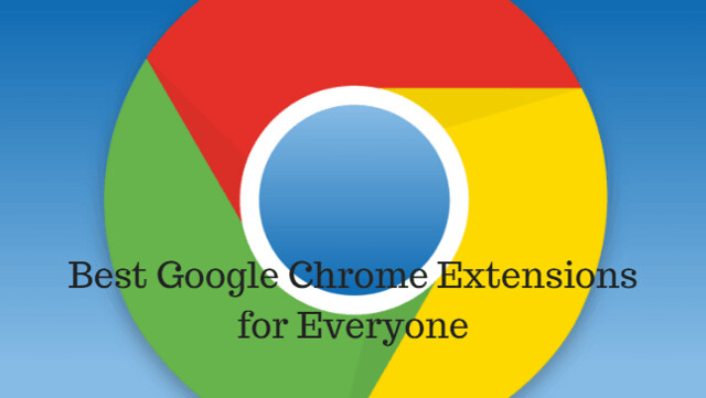 Chrome-Extensions-for-Everyone