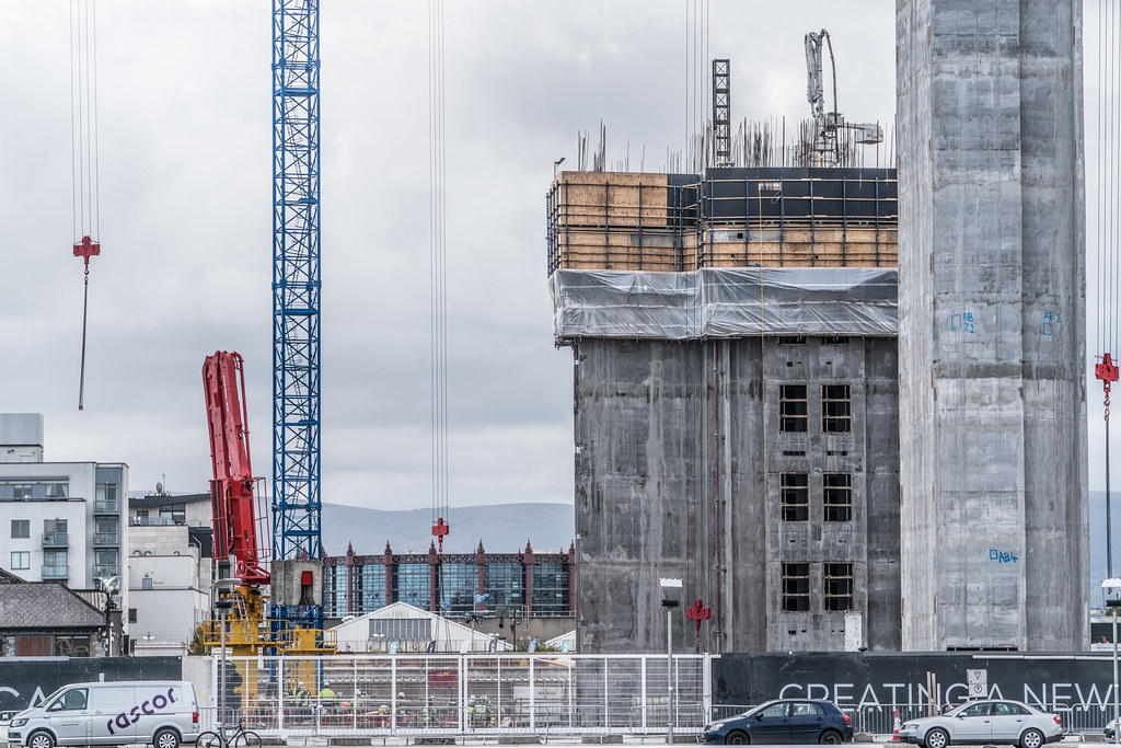 CAPITAL DOCK [THE CONSTRUCTION BOOM IS WELL UNDERWAY AGAIN!]--122225
