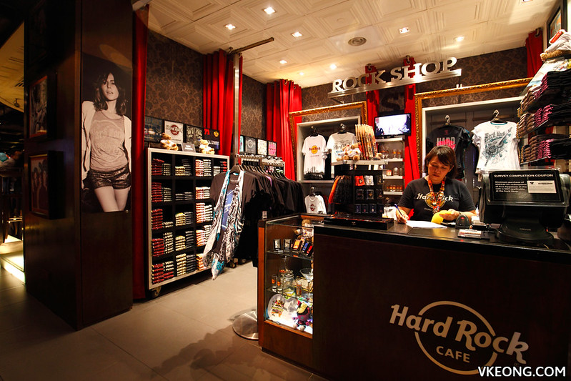 Hard Rock Cafe KL Rock Shop