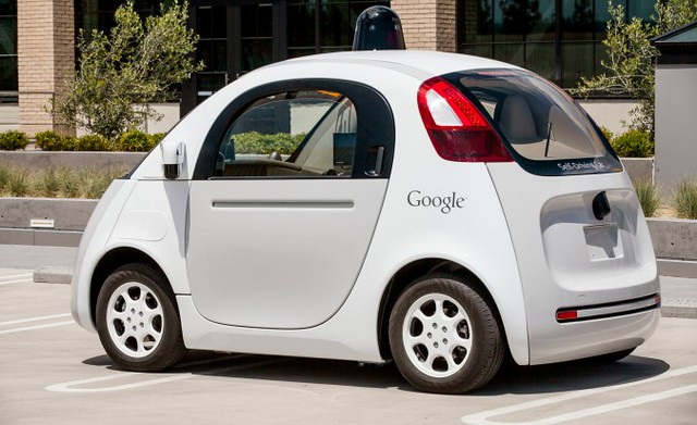 Autonomous Or Self Driving Cars Evolution