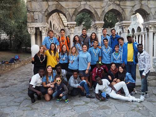 Scout e Rifugiati a Genova