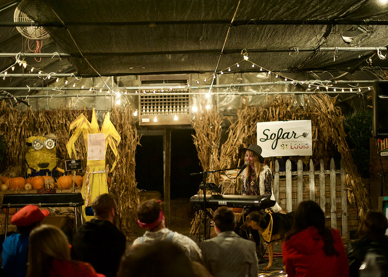 Laura Burhenn @ Sofar Sounds STL