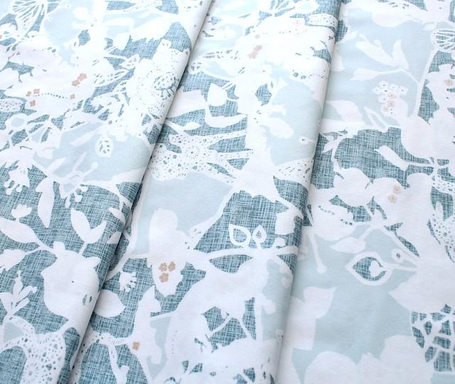 Art Gallery Fabrics Blithe Arcadia Bliss Shine