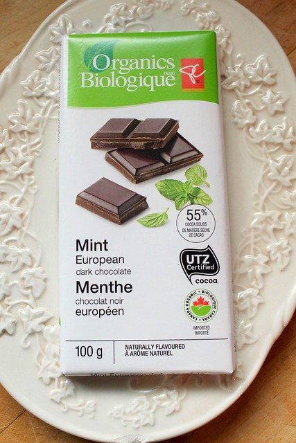 PC Organics Mint European Dark Chocolate