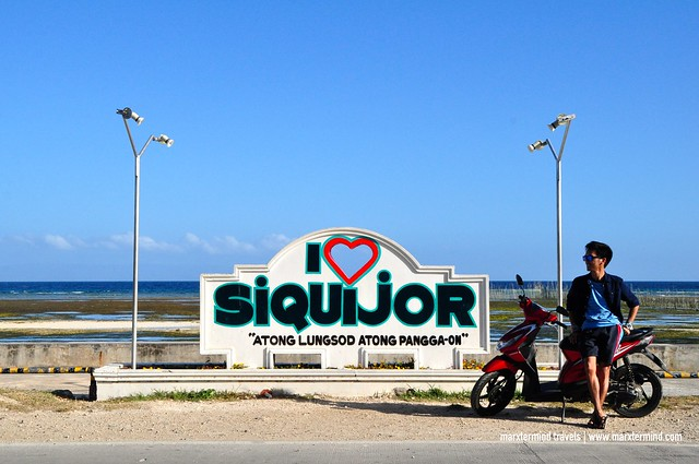Siquijor Island by Motorcycle