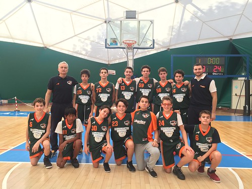 Libertas Basketball VS Bk Ladispoli