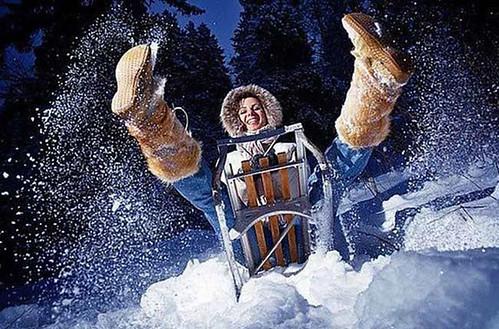 Зима буде зі снігом, морозами та відлигами